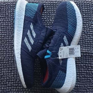 New men's Adidas pure boost go